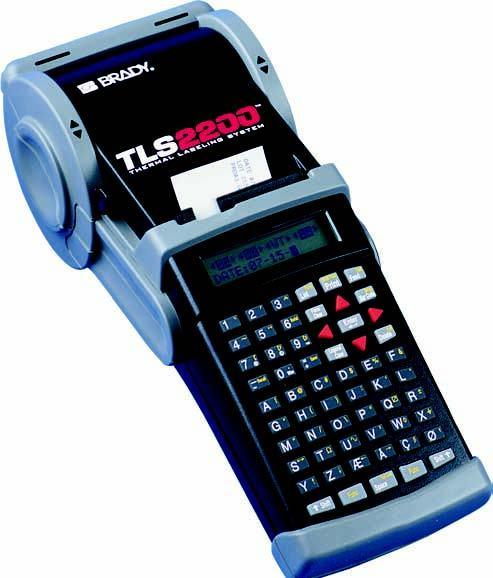 BRADY TLS2200 PRINTER DOWNLOAD DRIVERS